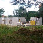 Priebeh výstavby RD-Dúbravka