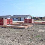 Zahájená výstavba radových rodinných domov