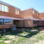 Radová  výstavba v Novej Dedinke napreduje